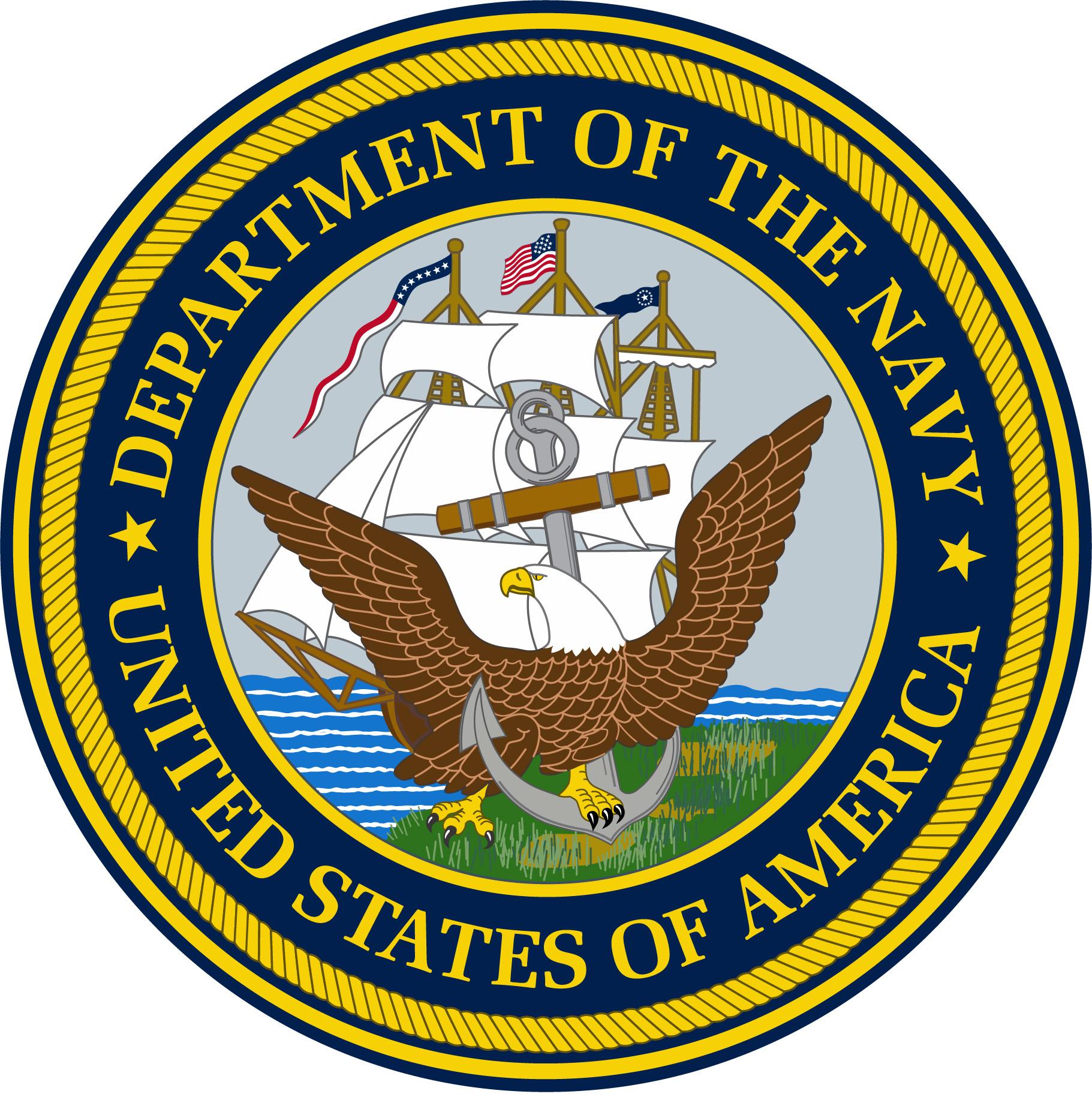 Navy Crest